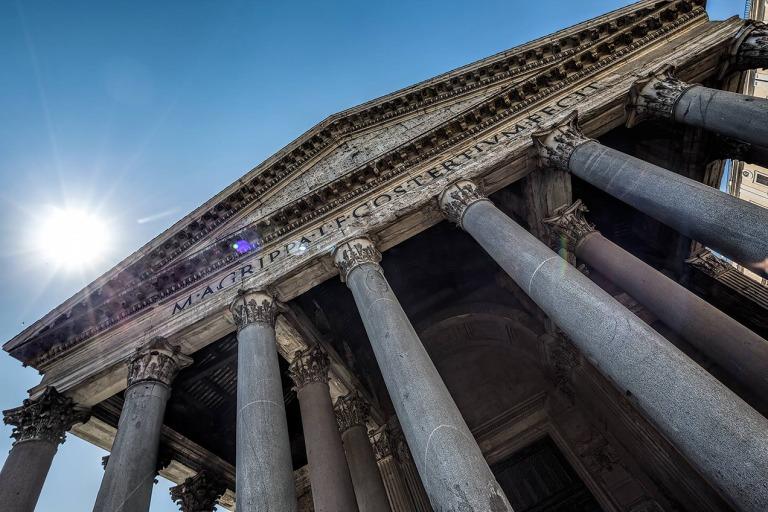 The Pantheon, Rome - © Michael Evans Photographer 2015