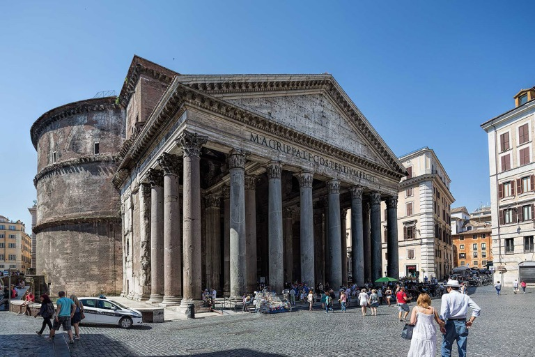 The Pantheon, Rome - © Michael Evans Photographer 2015