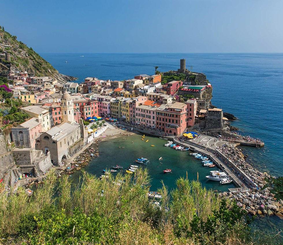 Vernazza, Cinque Terre - © Michael Evans Photographer 2015
