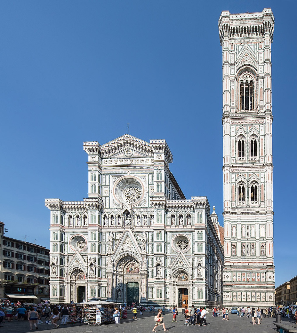 Doumo in Florence front elevation - © Michael Evans Photographer 2015