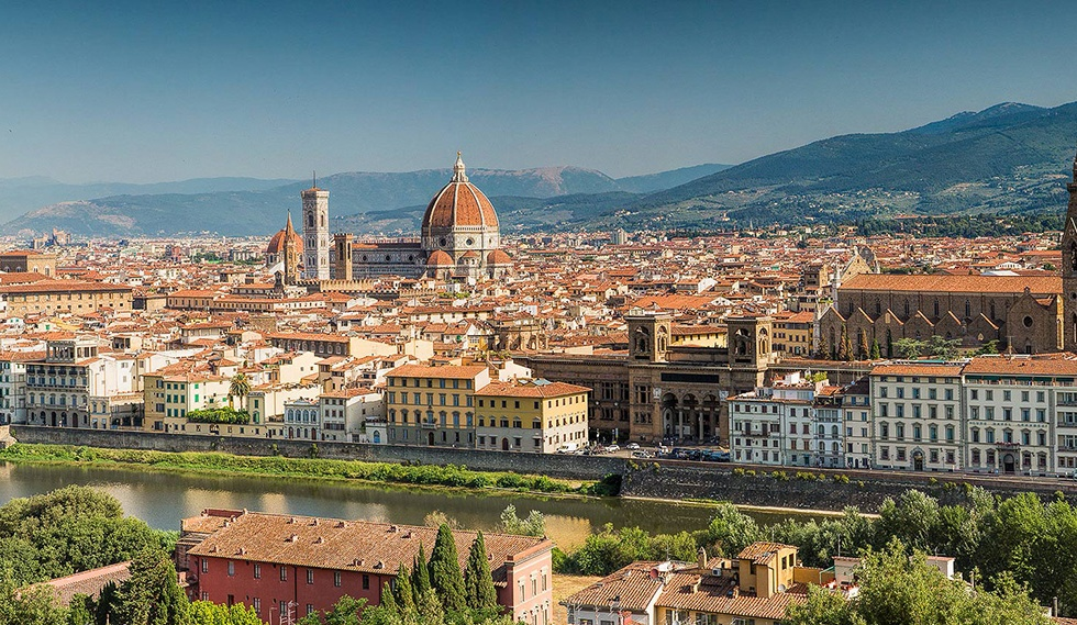 Florence skyline, Tuscany - © Michael Evans Photographer 2015