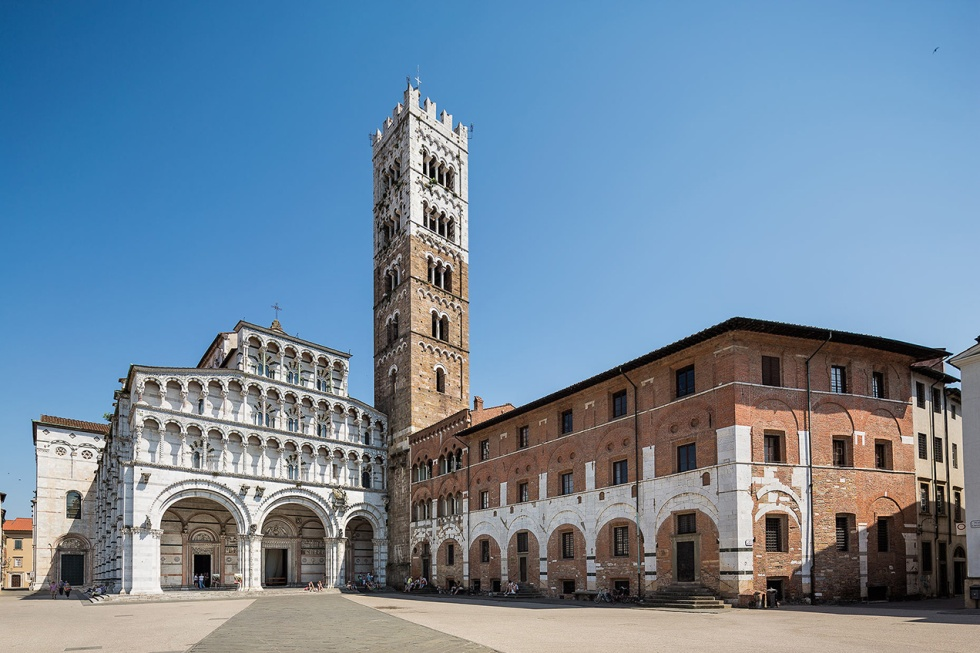 Lucca Cathedral - © Michael Evans Photographer 2015