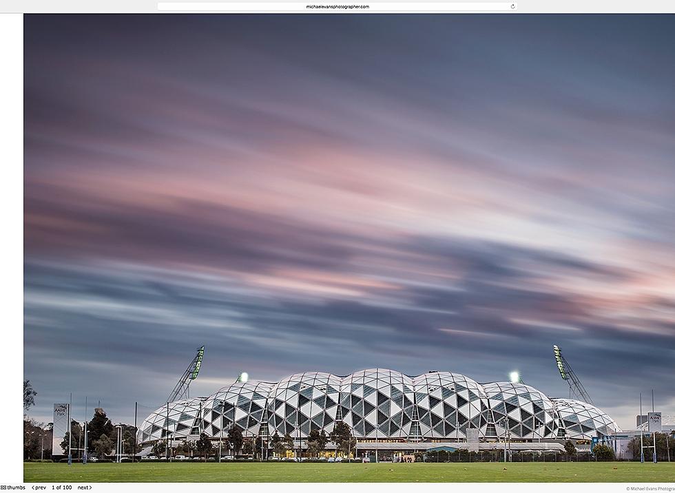 Michael Evans Photographer website © Michael Evans Photographer 2015