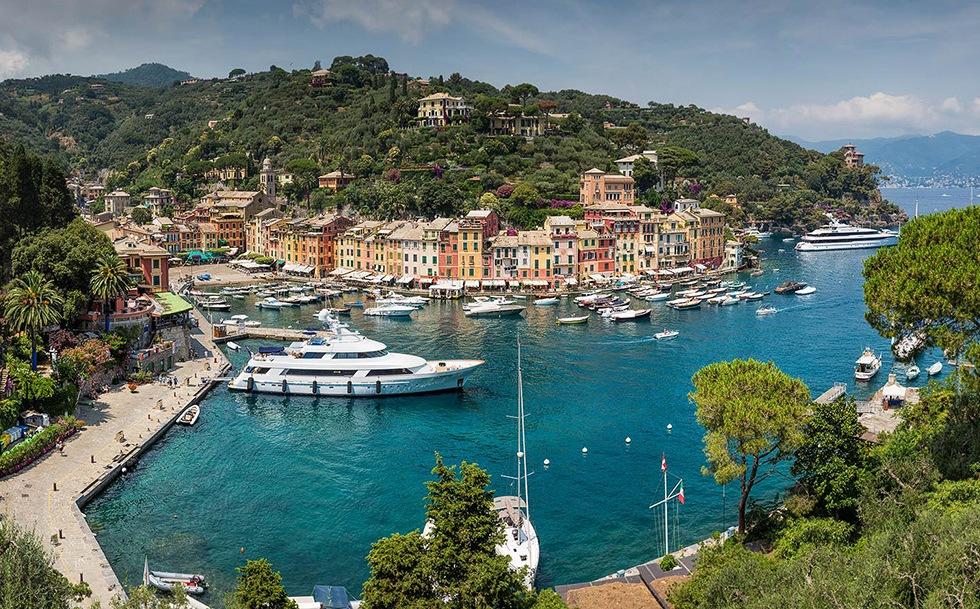 Portofino, Italy - © Michael Evans Photographer 2015