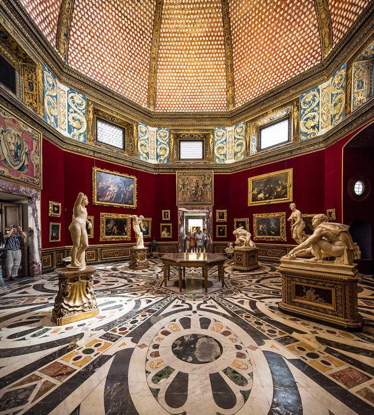 The Uffizi Gallery, Florence - © Michael Evans Photographer 2015