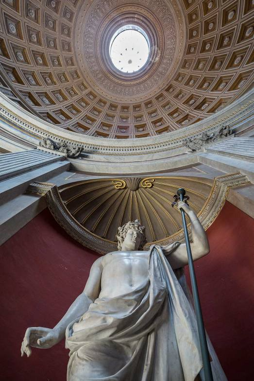The Vatican Museum, Rome © Michael Evans Photographer 2016