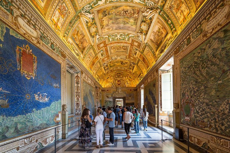 The Vatican Museum, Rome © Michael Evans Photographer 2016