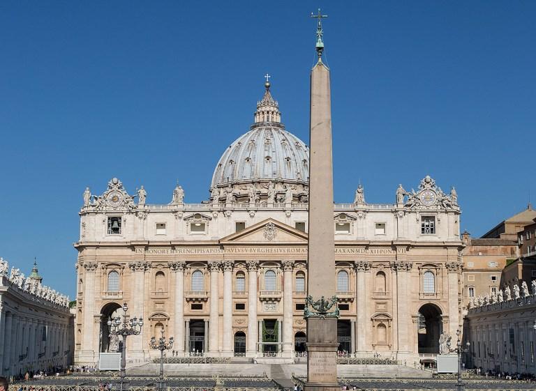 St Peter's Rome © Michael Evans Photographer 2016