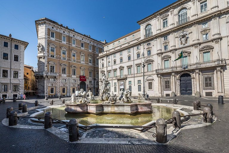 Piazza Navona © Michael Evans Photographer 2016
