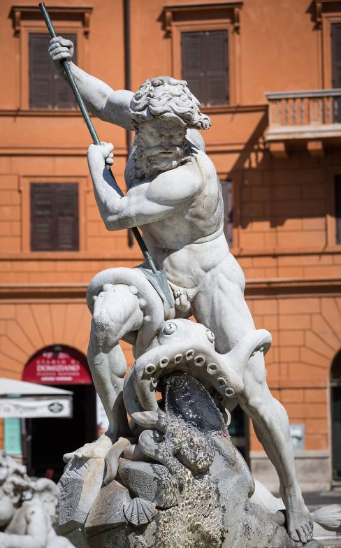 Piazza Navona © Michael Evans Photographer 2016