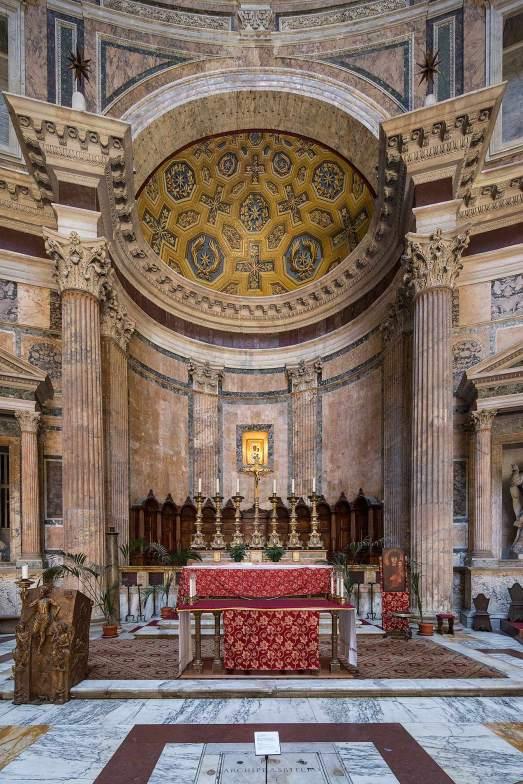 The Pantheon, Rome © Michael Evans Photographer 2016