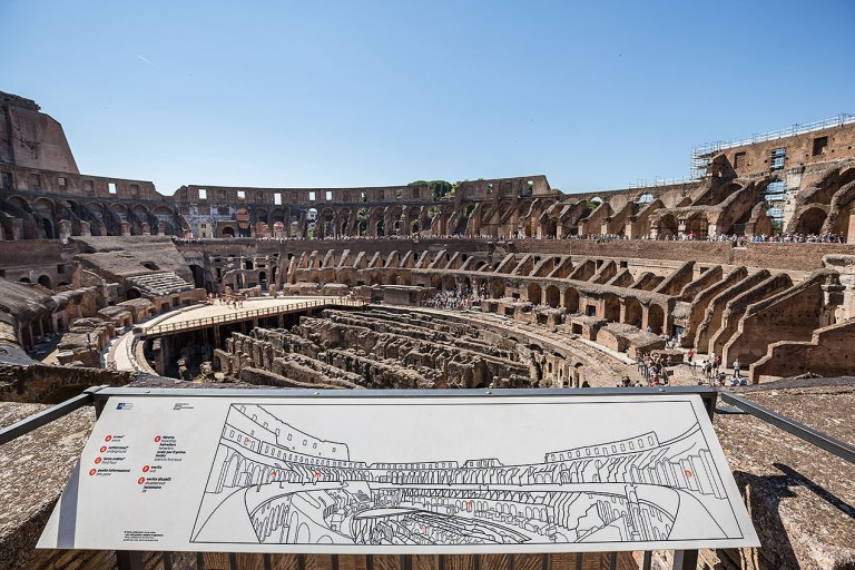 The Colosseum, Rome © Michael Evans Photographer 2016