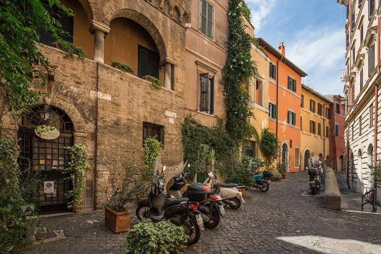 Trastevere, Rome © Michael Evans Photographer 2016