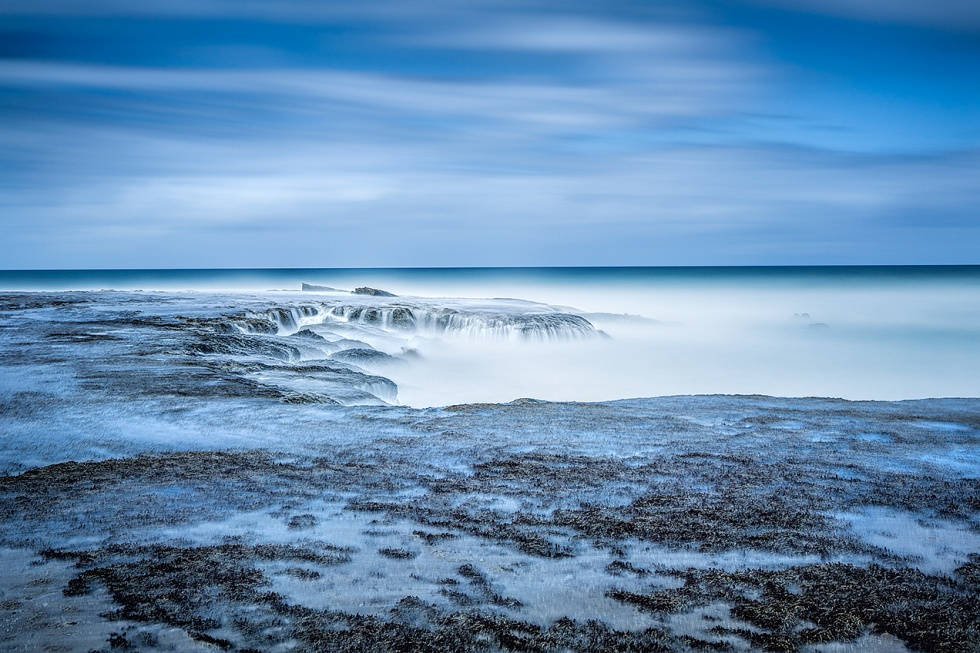 Anglesea beach waves © Michael Evans Photographer 2016