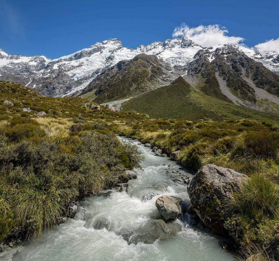 Mount Cook, New Zealand © Michael Evans Photographer 2016