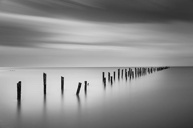 Bridport Pier, Tasmania © Michael Evans Photographer 2016