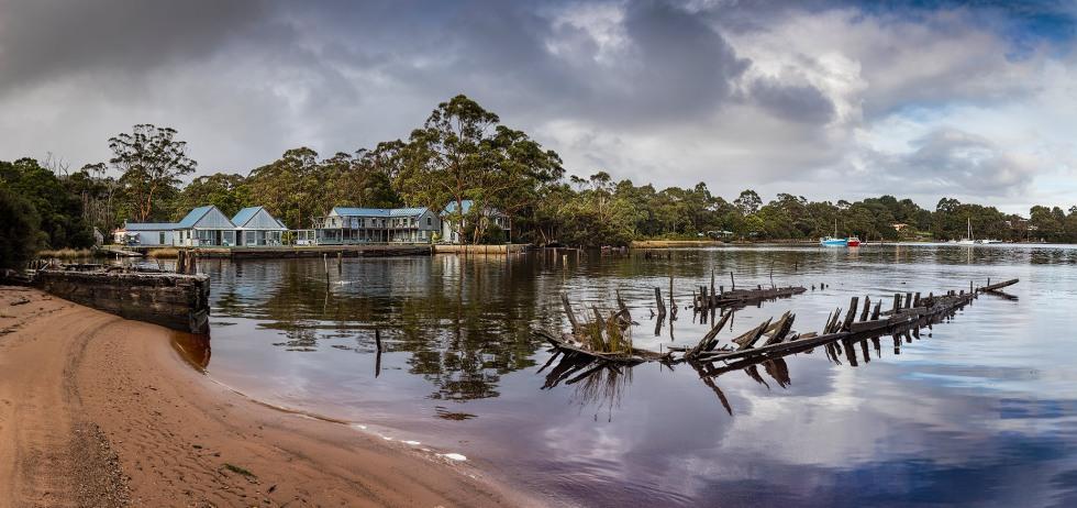 Strahan, Tasmania © Michael Evans Photographer 2016