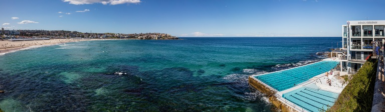 Bondi beach, Sydney © Michael Evans Photographer 2016