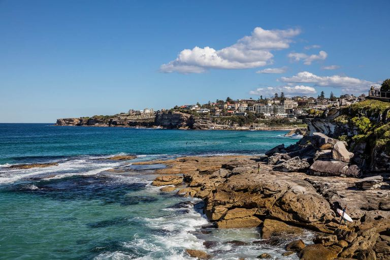 Bronte Beach, Sydney © Michael Evans Photographer 2016