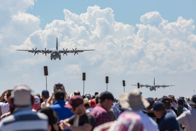 Avalon International Airshow 2017 © Michael Evans Photographer 2017