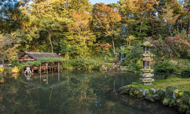 Kenrokuen Gardens © Michael Evans Photographer 2017