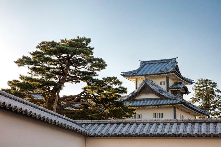 Kanazawa Castle © Michael Evans Photographer 2017