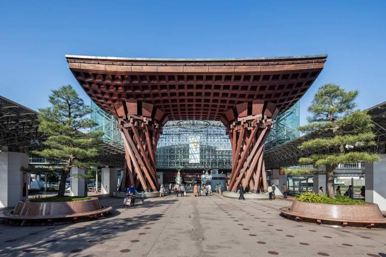 Kanazawa Station © Michael Evans Photographer 2017